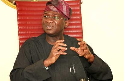 Fashola(Lagos State Governor)